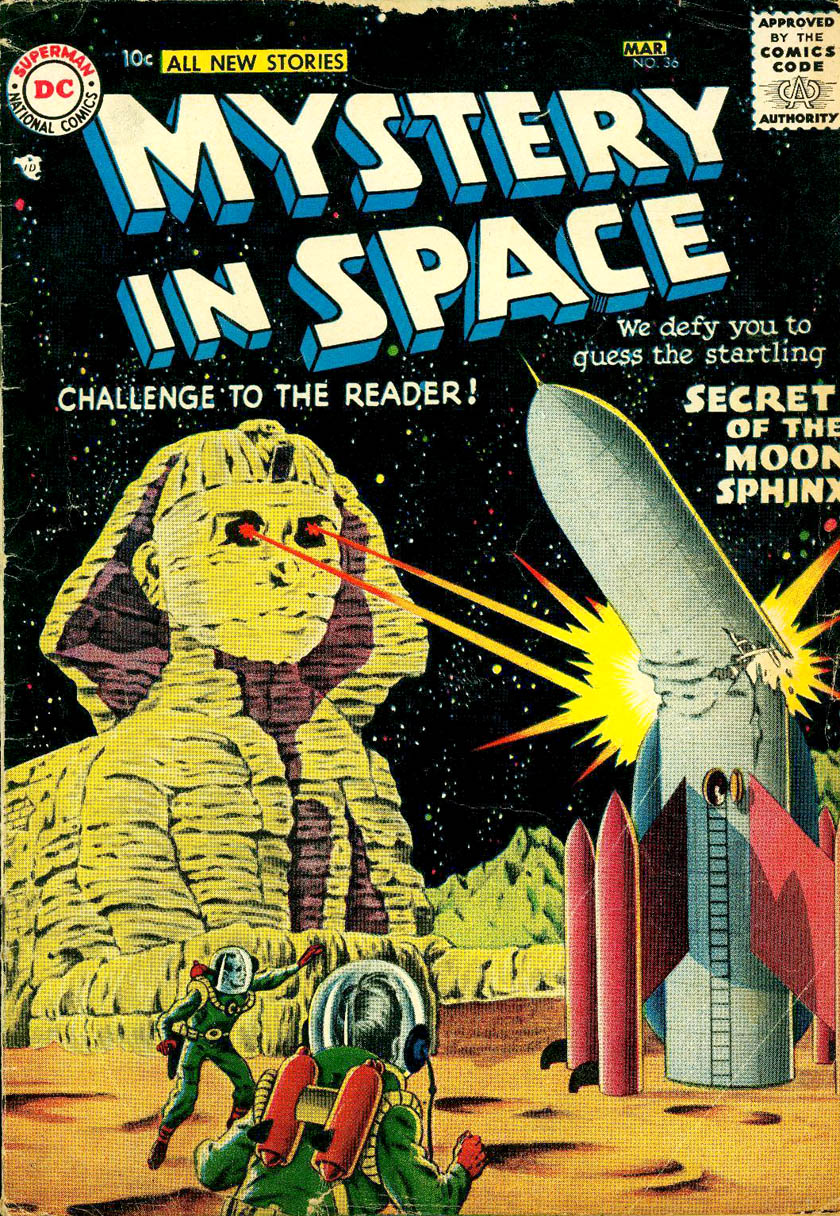 Strange Adventures by Murphy Anderson