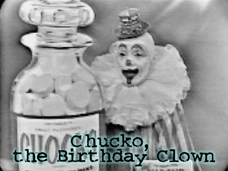 Chucko the Birthday Clown