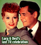 classic tv christmas specials - Lucy & Desi Christmas episode