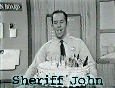 Sheriff John - LA kid shows