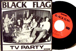 Black Flag 45 rpm