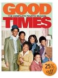 Good Times Season 4 on DVD