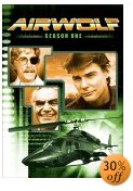 Airwolf on DVD