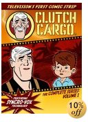 Clutch Cargo on DVD