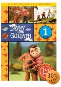 Davey & Goliath on DVD