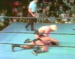 Ric Flair match 1980s