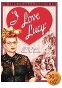 I Love Lucy on DVD