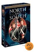 North and South on DVD