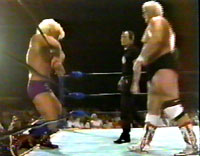 Dusty Rhodes & Ric Flair