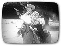 Roy Rogers Toy Guns on TV