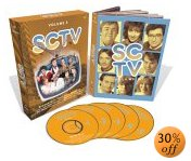 SCTV Volume 3 on DVD
