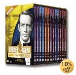 Secret Agent Man on dvd