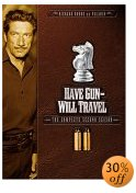 Have Gun Will Travel DVDs