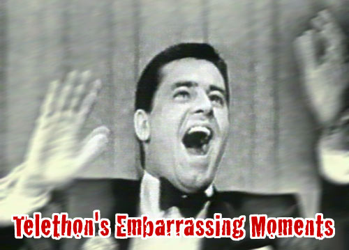 Jerry Lewis Telethons