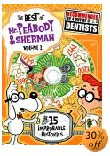 Peabody & Sherman on DVD