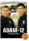 ADAM-12 on DVD