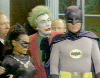 Batman TV Show cast