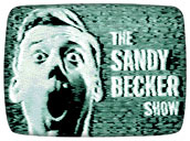 Sandy Becker / Classic TV Host / kid shows on TV