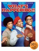 what's Happening!! season three on DVD