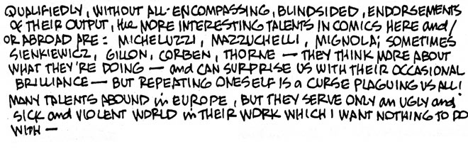 Alex Toth letters 18
