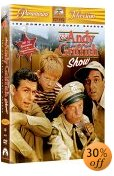 Andy Griffith Show season 4 on DVD