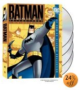Batman season 4 on DVD