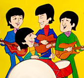 Beatles cartoons