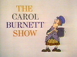 Carol Burnett Show illustration