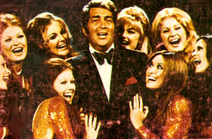 Dean Martin and the Golddiggers