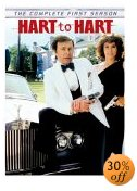Hart to Hart on DVD