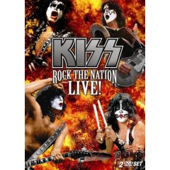 KISS on DVD