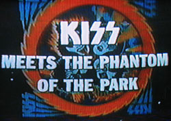 Kiss meets the phantom title card