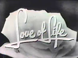 Love of Life: 1961 TV