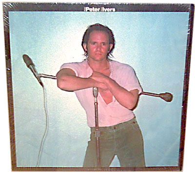 new  wave theater's Peter Ivers LP