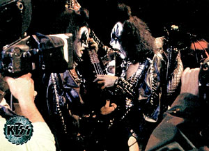 Kiss meets the phantom cast