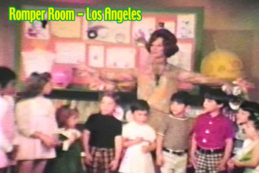 Romper Room / Los Angeles - 1968