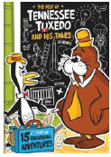 Classic TV cartoon Tennessee Tuxedo on DVD