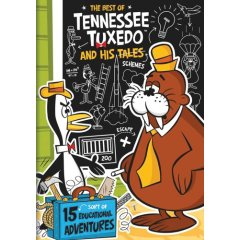 Tennesse Tuxedo shows on DVD