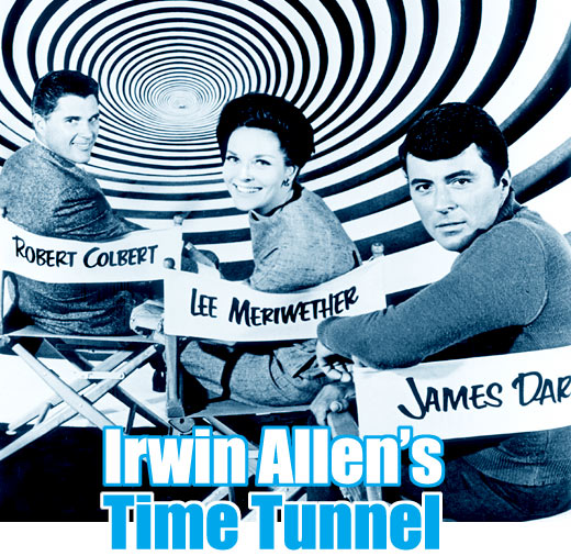 The Time Tunnel : Irwin Allen