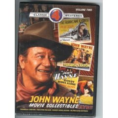 John Wayne movie collection