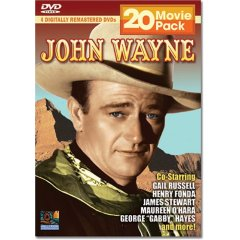 John Wayne movies
