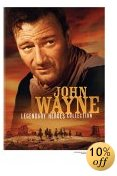 John Wayne movies on DVD