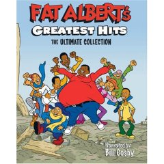 Fat Albert Cartoons on DVD