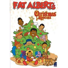Fat Albert Christmas Cartoons on DVD