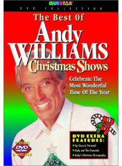 Andy Williams DVDs