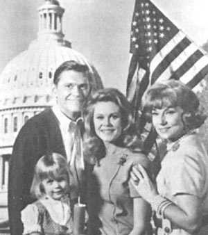 Bewitched's Stephen's Family