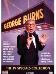 George Burns Specials on DVD