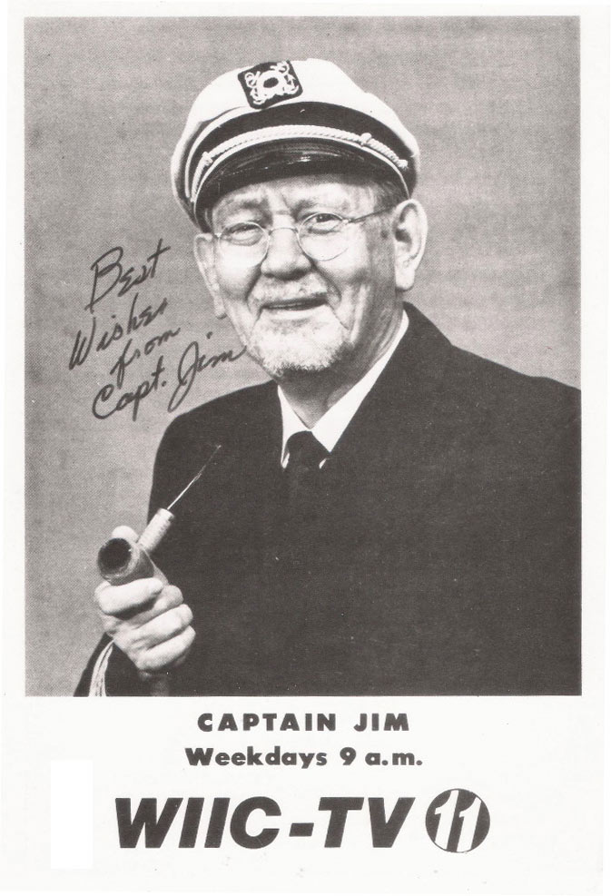 Captain Jim Niemi Popeye Shows