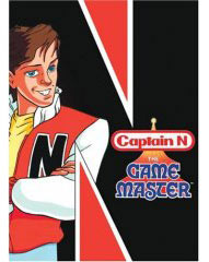 Captain N DVD