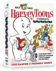 Harvey Toons on DVD on DVD